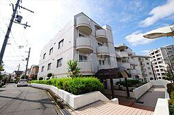 コロナール上野西[1階]の外観
