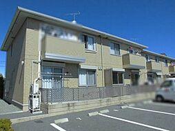 パークビュー元総社弐番館[1階]の外観