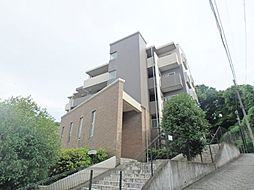 神奈川県横浜市港北区小机町の賃貸マンションの外観