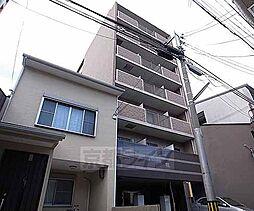 京都府京都市中京区藤岡町の賃貸マンションの外観