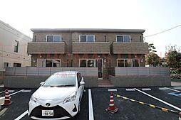 福岡県大野城市南ケ丘2丁目の賃貸アパートの外観