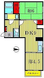 TSビル[5階]の間取り