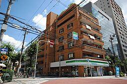 大阪府大阪市北区与力町の賃貸マンションの外観