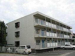 ファミーユ安座[202号室]の外観
