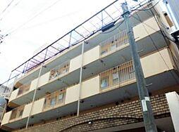 大阪府寝屋川市東大利町の賃貸マンションの外観