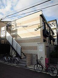 大阪府大阪市旭区中宮3丁目の賃貸アパートの外観