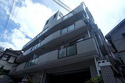 兵庫県神戸市中央区熊内町9丁目の賃貸マンションの外観