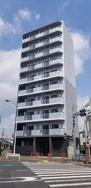 東京都大田区山王3丁目の賃貸マンション