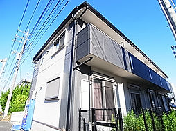 千葉県松戸市南花島1の賃貸アパートの外観
