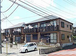 サンドルフ松戸B[1階]の外観