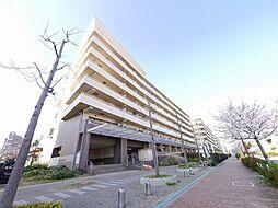 兵庫県神戸市須磨区大池町5丁目の賃貸マンションの外観