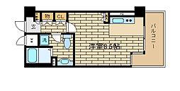 ソフィットクラブ[7階]の間取り