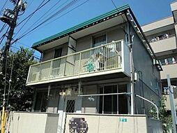 東京都江戸川区平井3丁目の賃貸アパートの外観