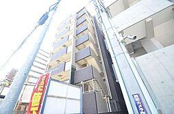 ラッフル仲田[2階]の外観