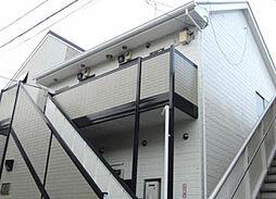 神奈川県相模原市南区大野台1丁目の賃貸アパートの外観