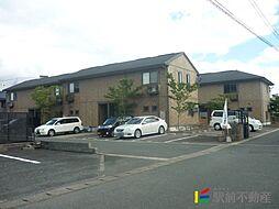 リビングタウン赤松A棟[101号室]の外観