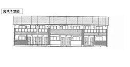 シエロ・ガーデン国府A[2階]の外観