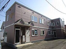 札幌市営東豊線 栄町駅 5.9kmの賃貸アパート