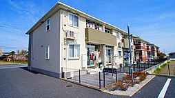 埼玉県熊谷市上根の賃貸アパートの外観