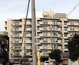 京都府京都市右京区西京極長町の賃貸マンションの外観