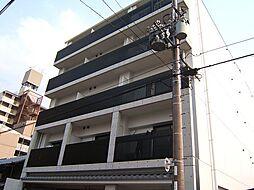 京都府京都市伏見区中油掛町の賃貸マンションの外観