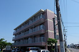 滋賀県野洲市行畑1丁目の賃貸マンションの外観