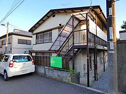 中田荘[2階]の外観