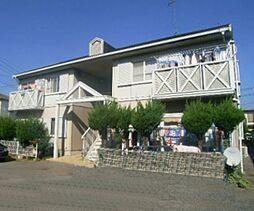 クレスト篠籠田II[2階]の外観
