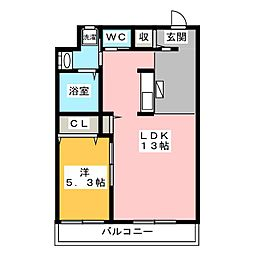 Re・vita[2階]の間取り