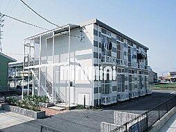 レオパレスT&K2ばん館[2階]の外観