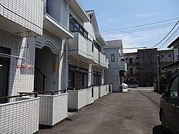 ニューコバヤシハイツ[1階]の外観