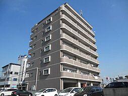 愛媛県松山市余戸東1丁目の賃貸マンションの外観