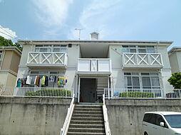 フレグランスヒル迫田 D[1階]の外観