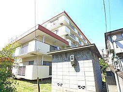 高砂青葉マンション[1階]の外観