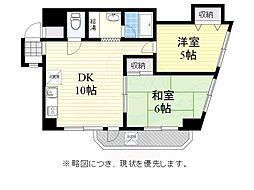 芦花公園駅 9.5万円