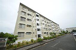 兵庫県神戸市須磨区竜が台6丁目の賃貸マンションの外観
