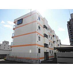 北海道札幌市南区澄川五条3丁目の賃貸マンションの外観