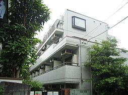 メイプルコート駒沢[402号室]の外観