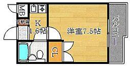 パークONE[2階]の間取り