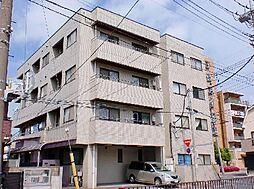 サクシードマンション[4階]の外観
