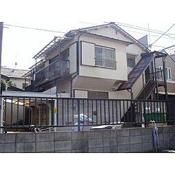 東京都世田谷区桜3丁目の賃貸アパートの外観
