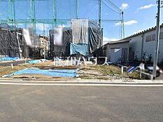 35号地 現地写真 小平市小川町2丁目