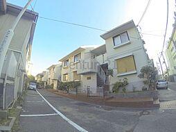 大阪府池田市豊島北2丁目の賃貸アパートの外観