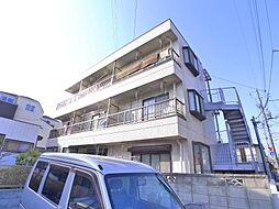 Kハイム[3階]の外観