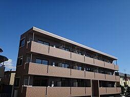 ボナール・ベルツリー[2階]の外観