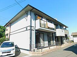 福岡県北九州市小倉南区葛原東1丁目の賃貸アパートの外観