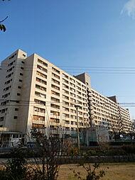 千鳥橋団地1号棟[2階]の外観