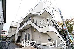 福岡県福岡市東区筥松2丁目の賃貸アパートの外観