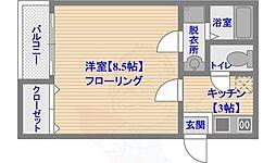 【敷金礼金0円!】福岡市地下鉄箱崎線 貝塚駅 徒歩9分