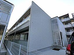 千葉県千葉市美浜区稲毛海岸1丁目の賃貸アパートの外観